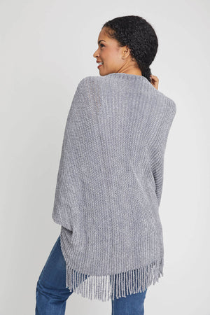 Load image into Gallery viewer, Hana Chenille Fringe Cardigan