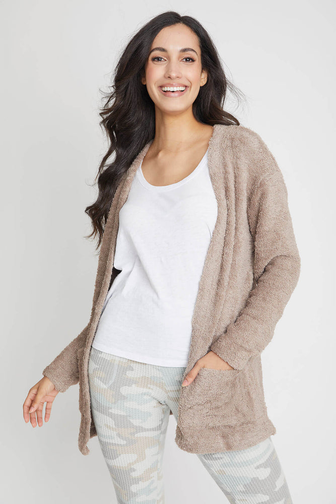 Z Supply Carrie Eyelash Cardigan