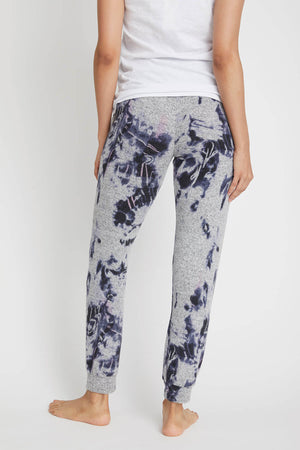 Load image into Gallery viewer, Vintage Havana Tie Dye Hacci Jogger Sweatpants
