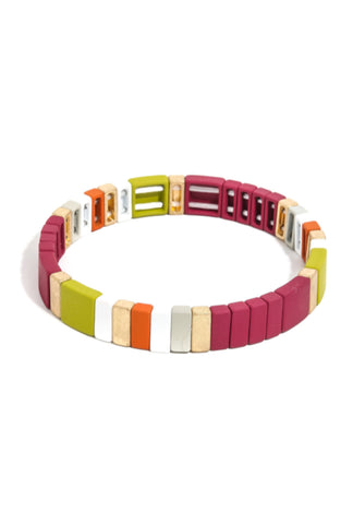 San Francisco Days Colorblock Bracelet