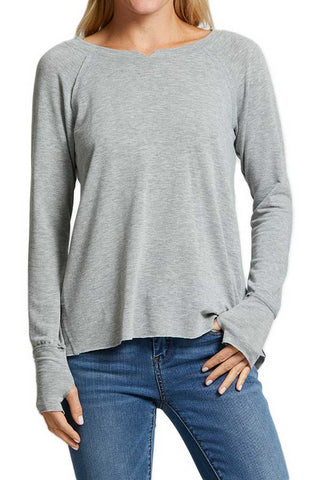Six Fifty Grey Sweatshirt