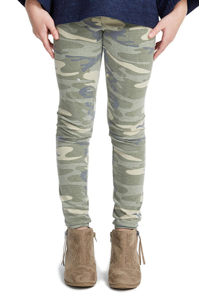So Nikki Camo Legging