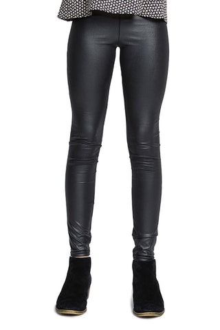 So Nikki Faux Leather Legging