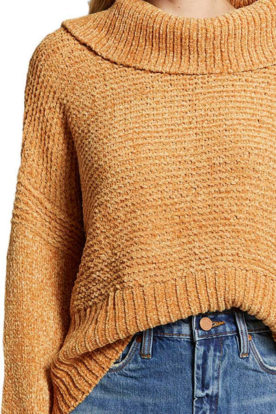 Umgee Chenille Sweater