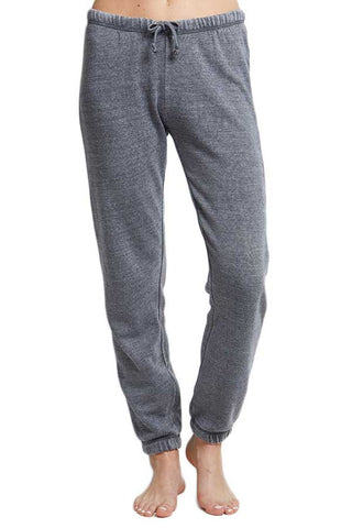 Vintage Havana Steel Grey Basic Sweatpants