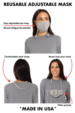 Load image into Gallery viewer, Suburban Riot Face Masks (Set of 3)