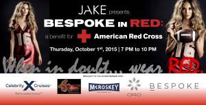 BESPOKE in RED - A Red Cross Event 10-1-2015