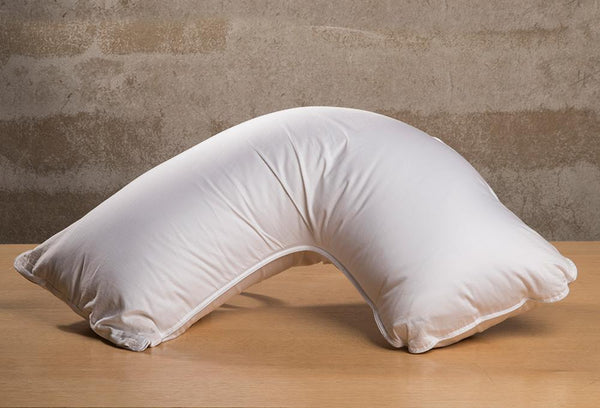 Dr. Mary Side Sleeper Down Pillow