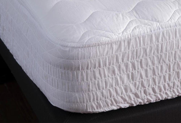 All Cotton Or Waterproof Mattress Pads Mcroskey Mattress