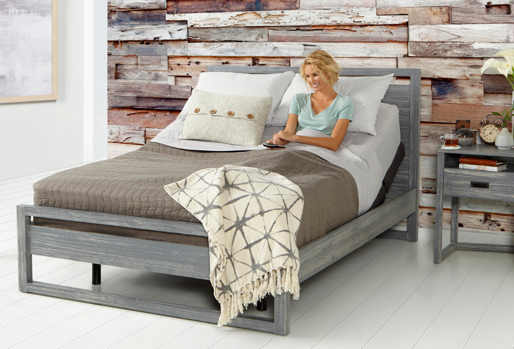 Contemporary III Adjustable Bed Base