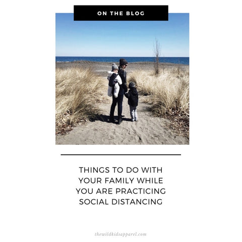 Things To Do With Your Family While You Are Practicing Social Distancing