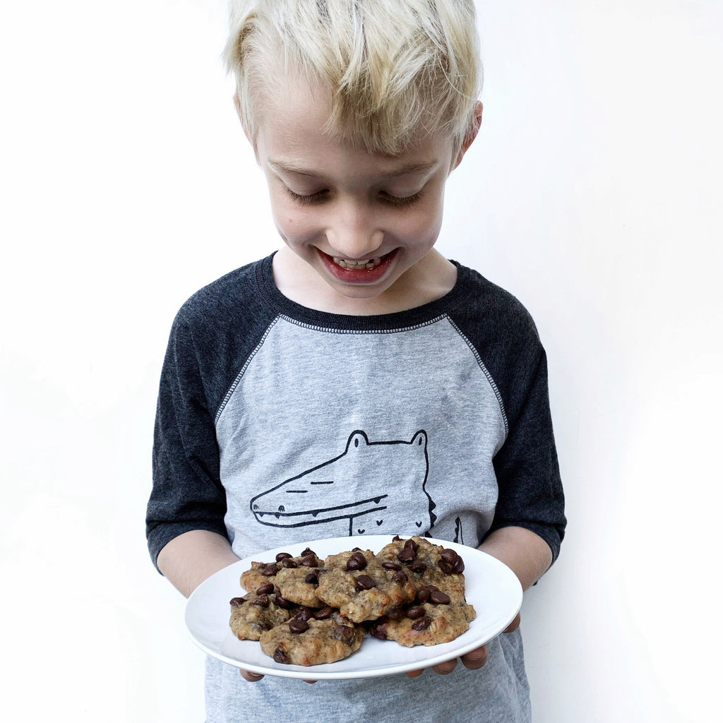 Simple, Healthy and Kid-Friendly Breakfast Cookies (Refined Sugar and Gluten Free!)