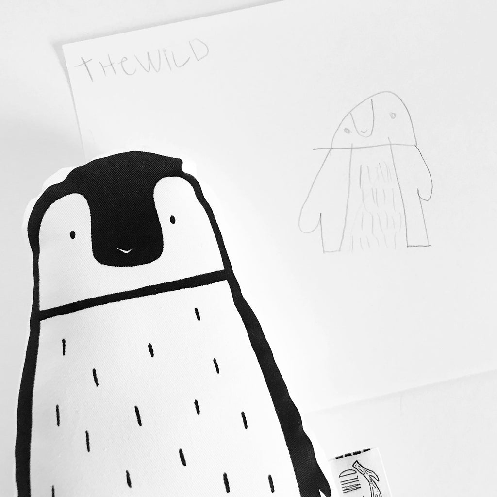 Creativity Activity for Kids - Draw your own characters!