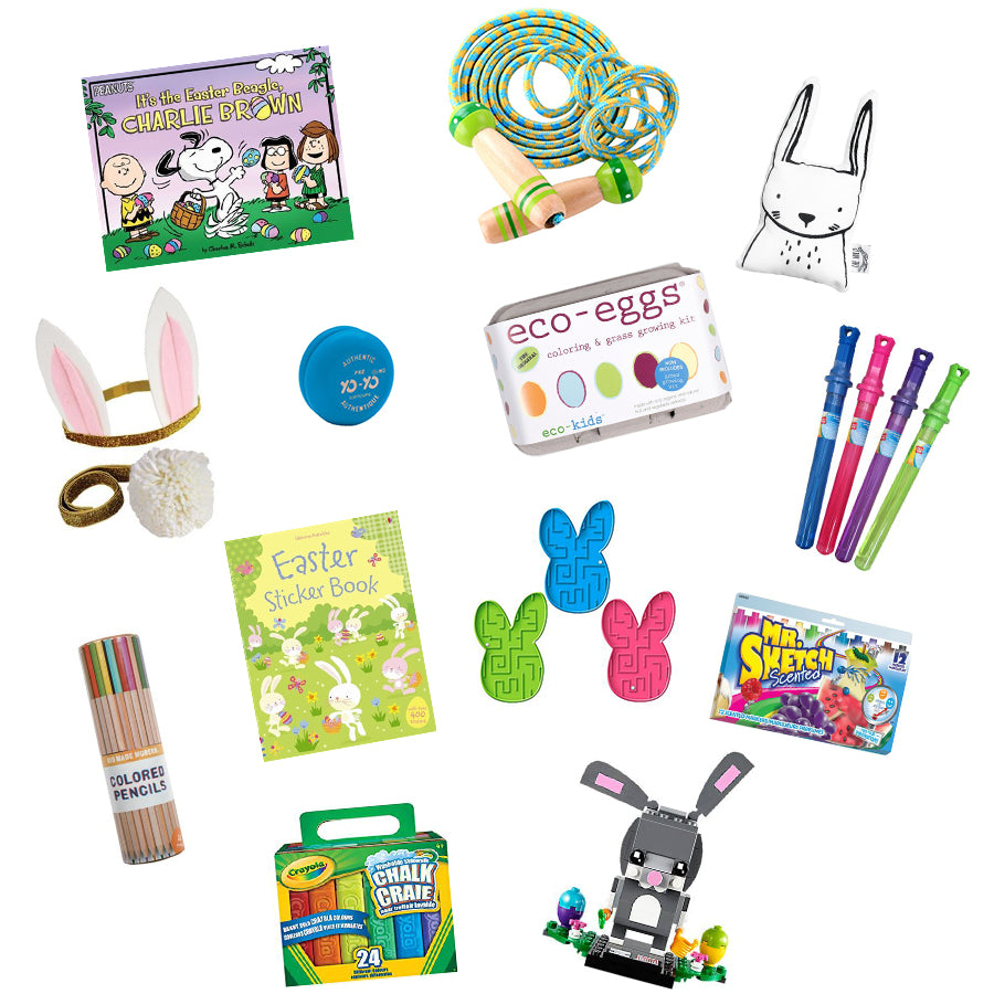Easter Gift Ideas that are NOT candy!
