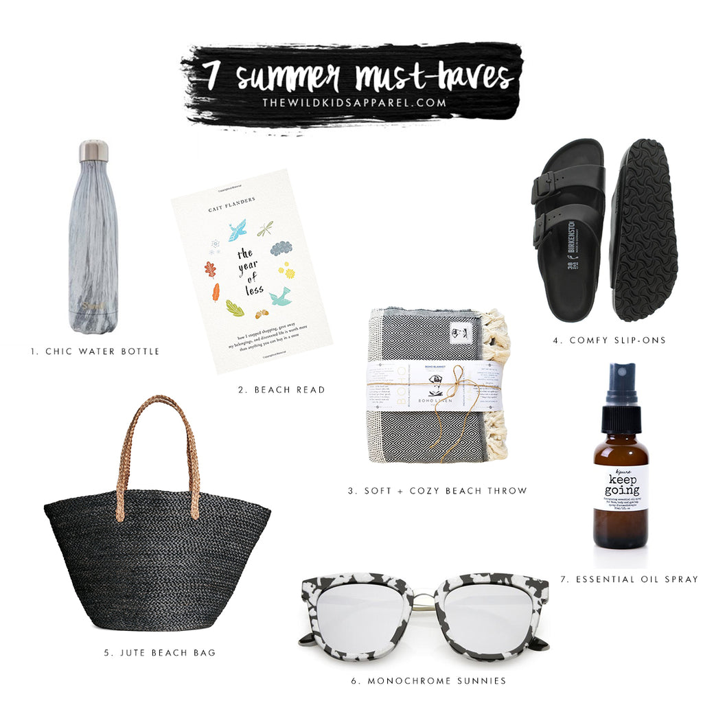 7 Summer Must-Haves