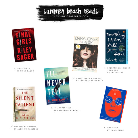 6 Amazing Summer Reads