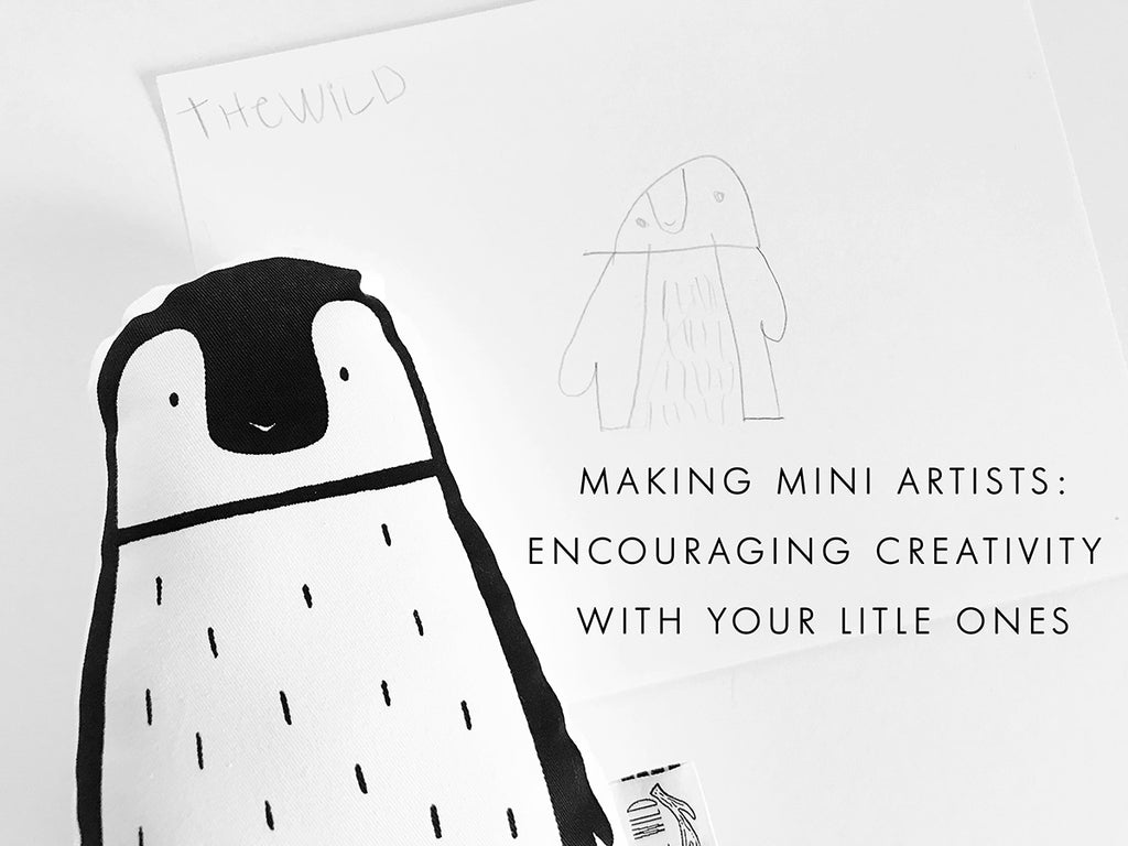 The Wild - Encouraging creativity in your little ones