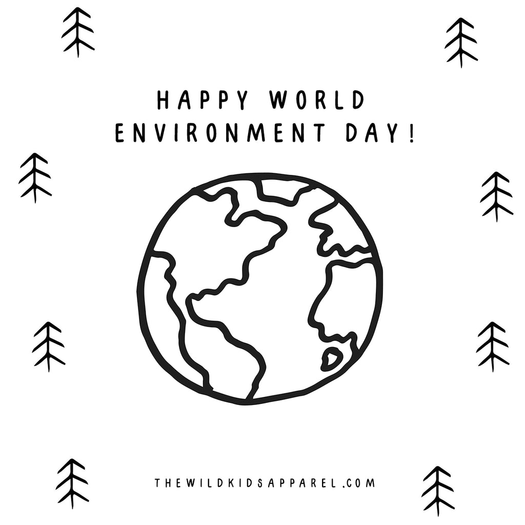 The Wild - Happy World Environment Day!