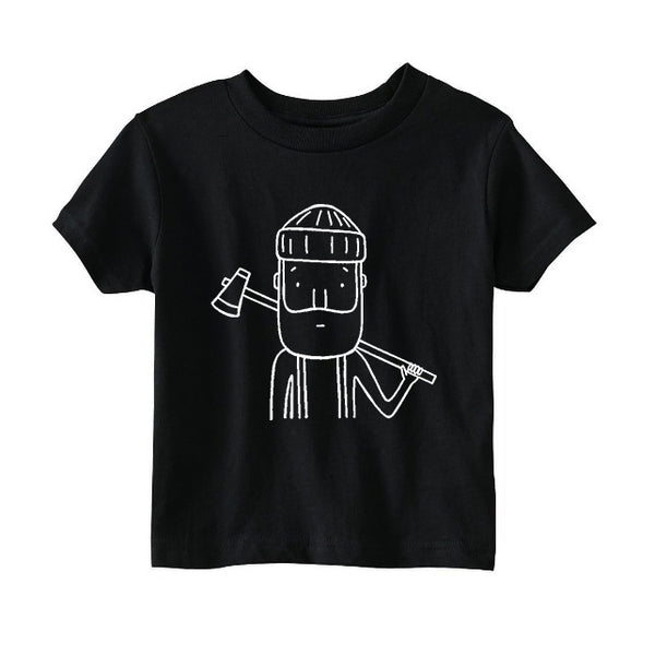Lars the Lumberjack Kids T-shirt