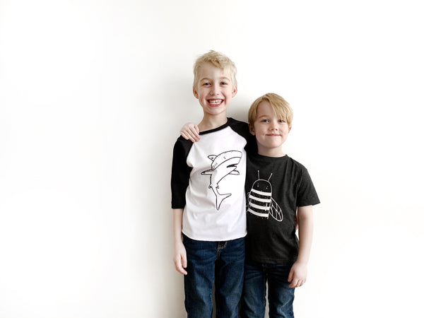 Modern, unisex kids clothes for adventurous little ones - thewildkidsapparel.com