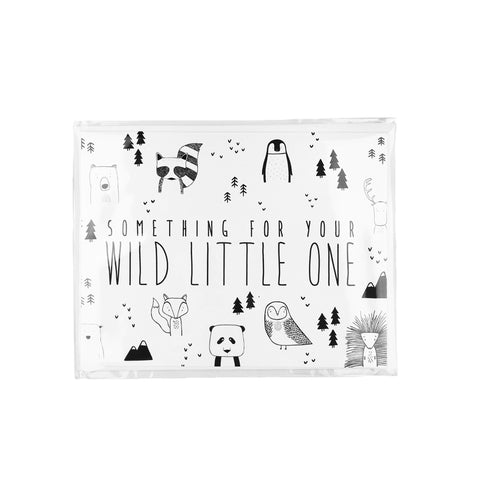 Greeting Card - 'Something For Your Wild Little One'
