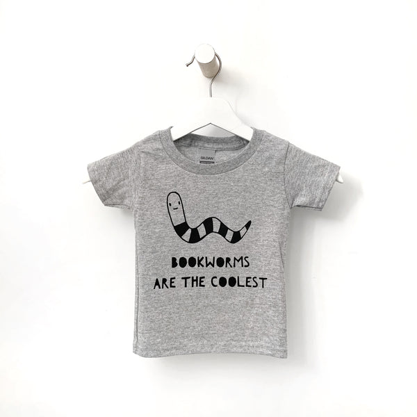 Bookworns Are The Coolest Kids T-shirt