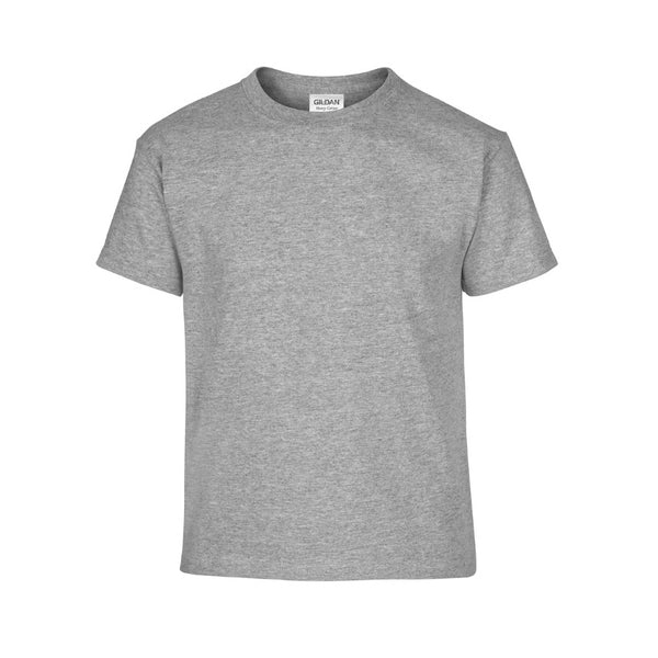 Custom Youth Grey T-Shirt - Your choice of character!