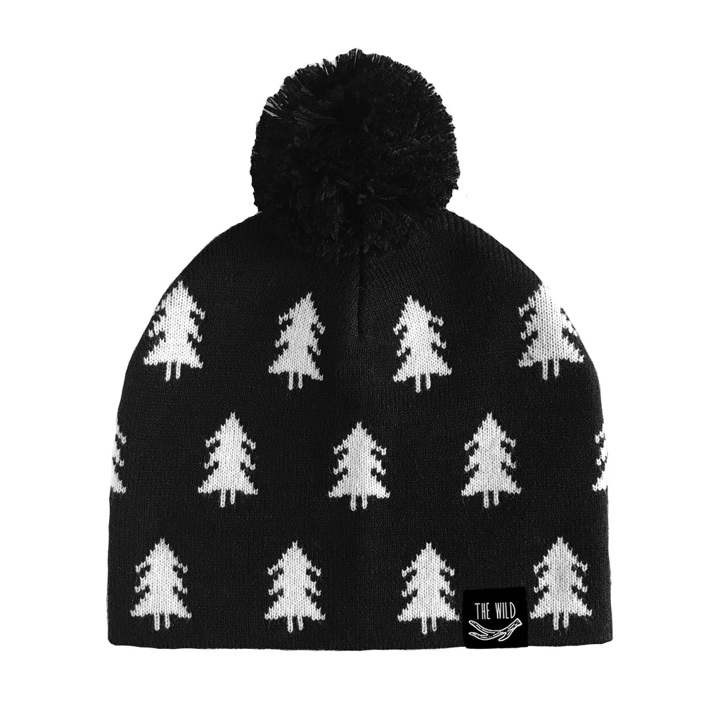 The Wild Winter Pom Beanie