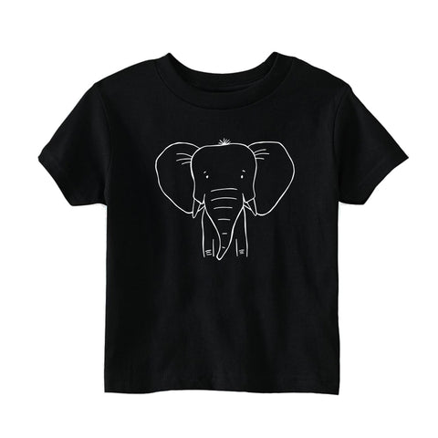 Emma the Elephant Kids T-Shirt by The Wild - thewildkidsapparel.com