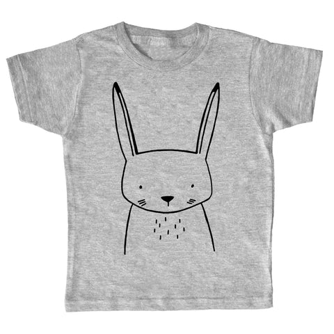 Hazel the Hare Kids Tee by The Wild - thewildkidsapparel.com