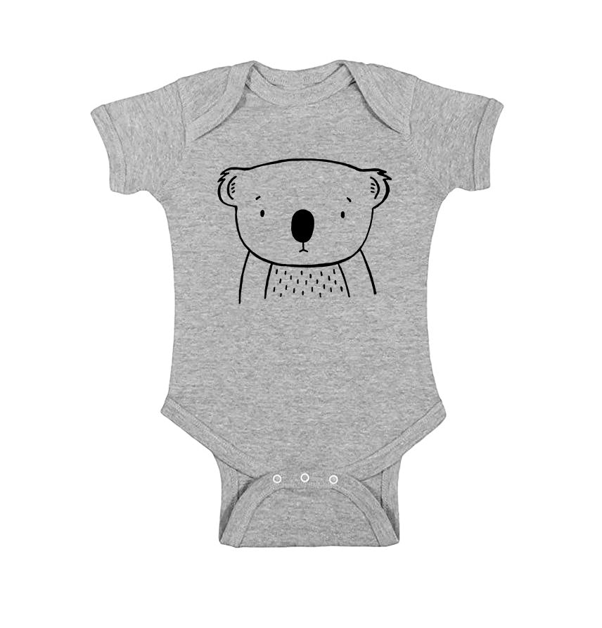 Kurt the Koala Baby One Piece by The Wild