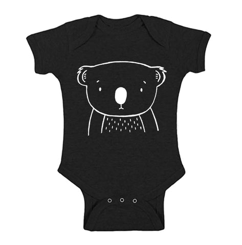 Kurt the Koala Baby One Piece by The Wild - thewildkidsapparel.com