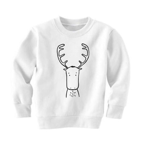 Murray the Moose Sweater by The Wild - thewildkidsapparel.com