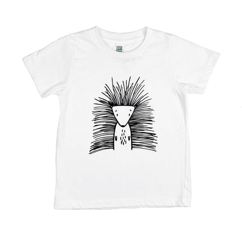 Pip the Porcupine Kids Tee by The Wild - thewildkidsapparel.com