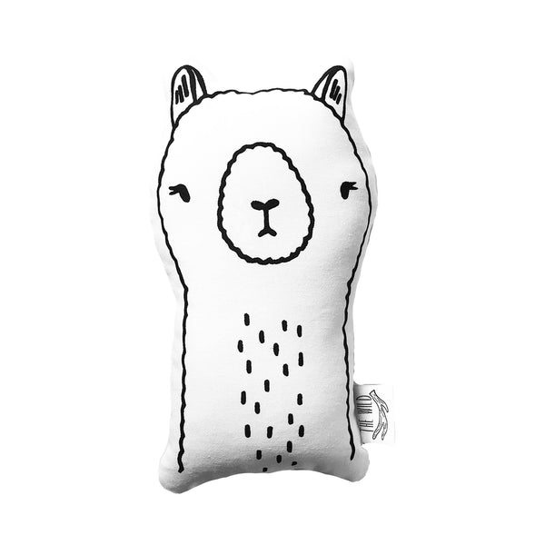 Agyness the Alpaca Soft Toy Pillow by The Wild - thewildkidsapparel.com