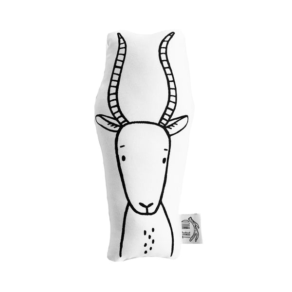 Astrid the Antelope Soft Toy Pillow by The Wild - thewildkidsapparel.com