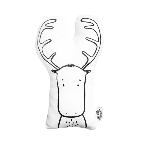 Murray the Moose Soft Toy Pillow by The Wild
