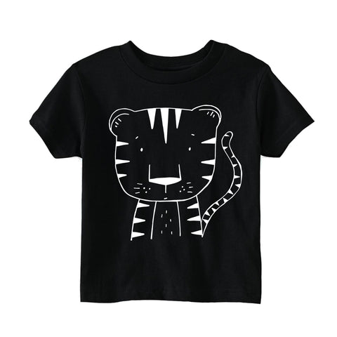 Thomas the Tiger Baby Tee