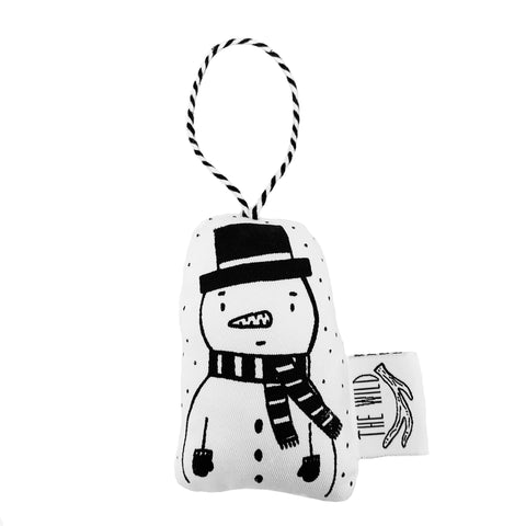 2020 Holiday Ornament - Sebastien the Snowman
