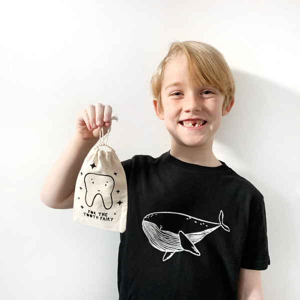 Tooth Fairy Bag by The Wild - thewildkidsapparel.com