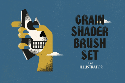 Grain Shaders for Illustrator