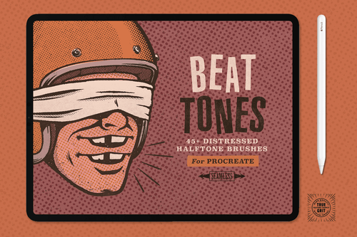 Beat Tones for Procreate