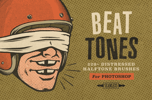 Beat Tones for Photoshop