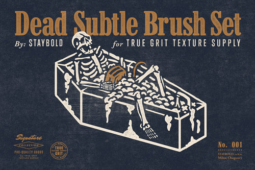 Dead Subtle Brushes For Photoshop