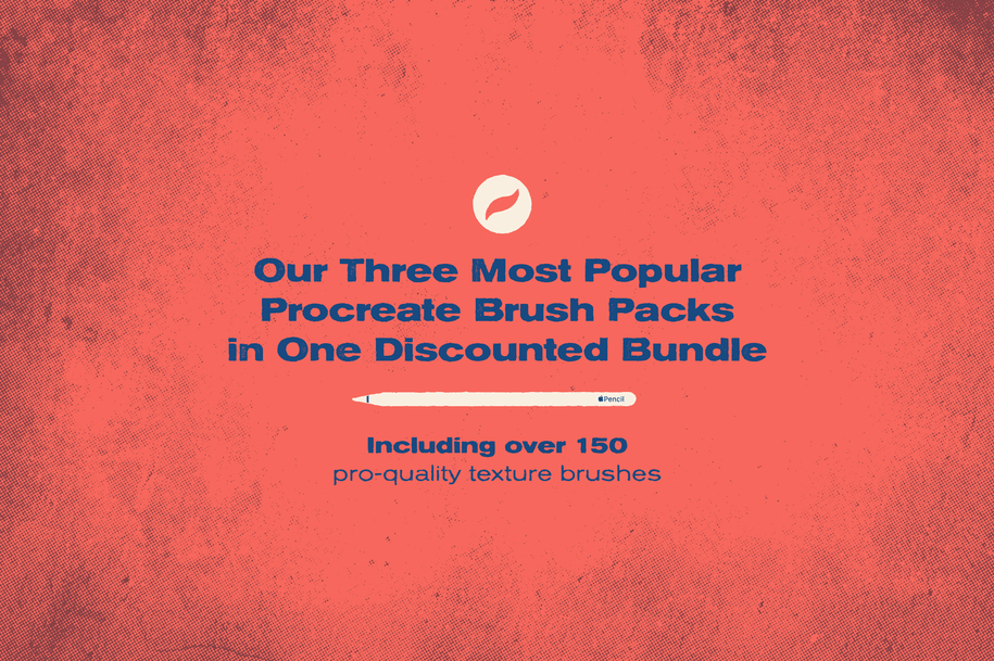 Procreate Brush Bundle – True Grit Texture Supply