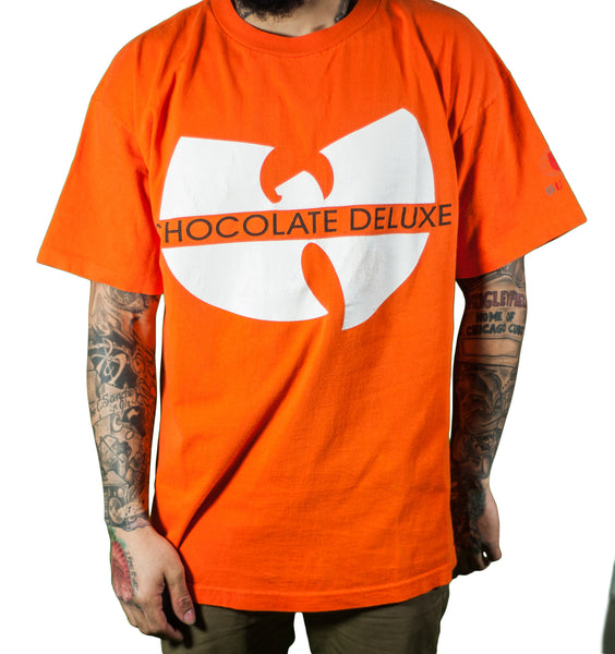 Wu Wear Chocolate Deluxe Vintage Promo T Shirt