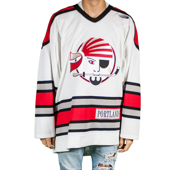 Portland Pirates Vintage Authentic Hockey Jersey