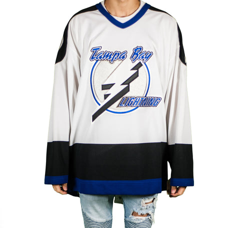 Tampa Bay Lighting Vintage Authentic Hockey Jersey