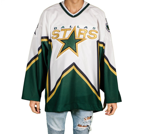 Dallas Stars Vintage Authentic Hockey Jersey
