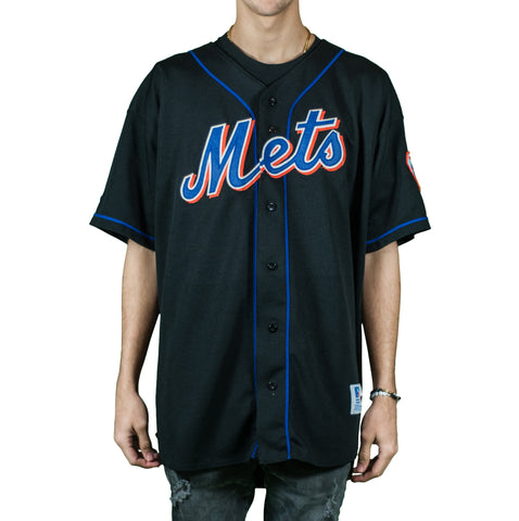 New York Mets Vintage Authentic Baseball Jersey